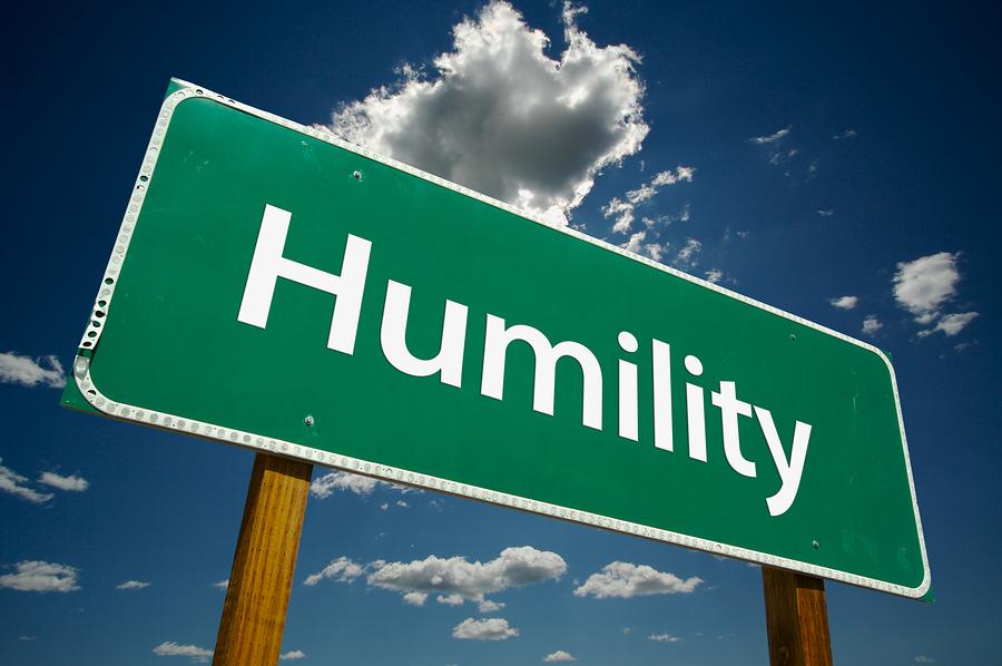 ser humilde lleva al éxito