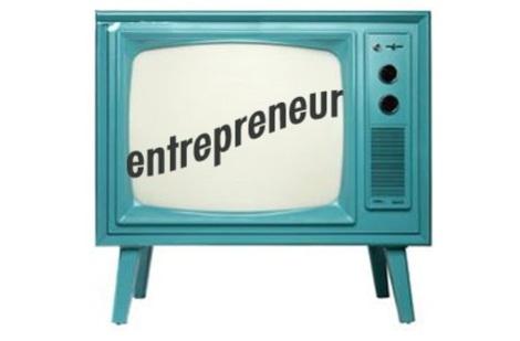emprendedores y la tv