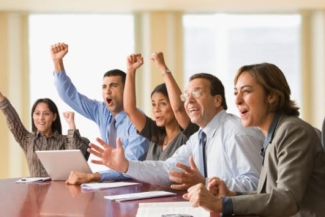 inspirar felicidad a los empleados