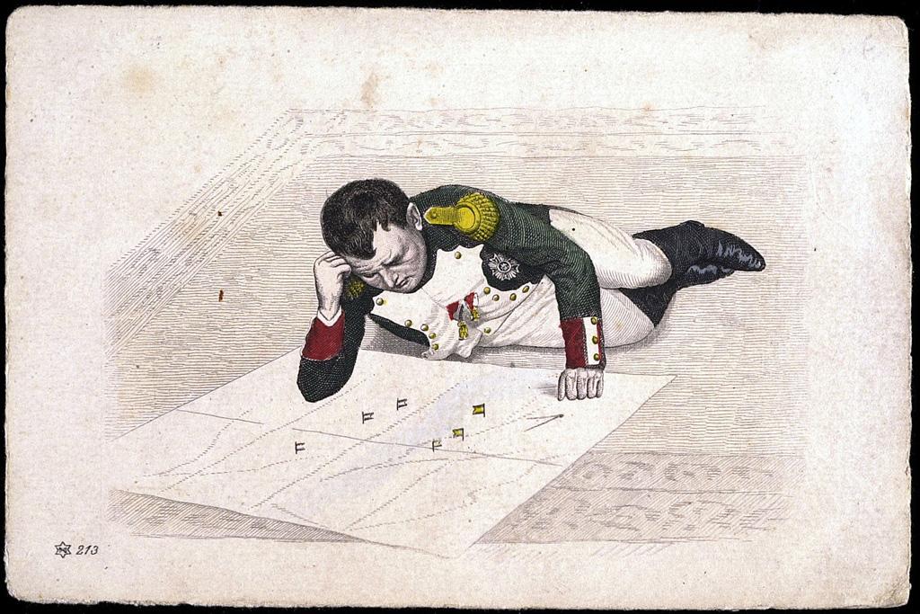 pensamiento estratégico napoleón
