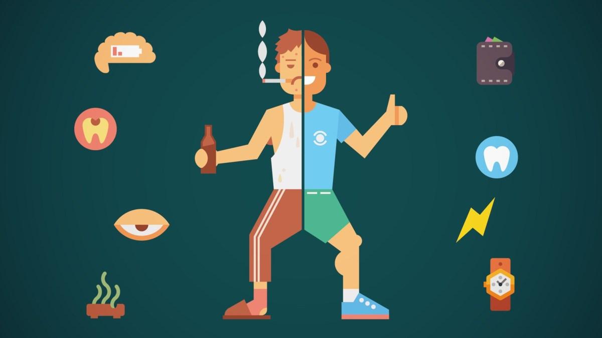 Cómo Parar tus Malos Hábitos
