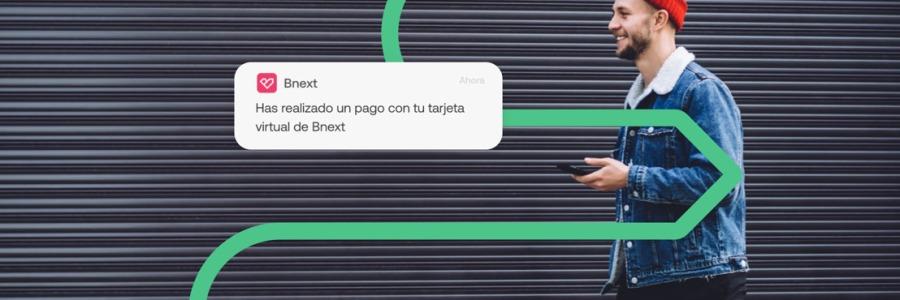 notificación app bnext
