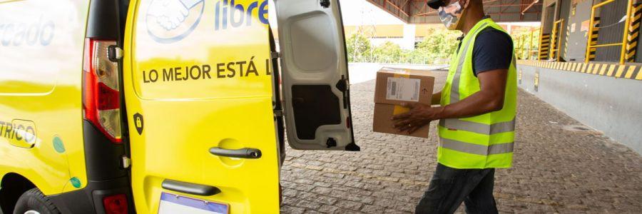 camioneta de entrega mercado libre