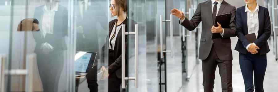 optimización de espacios en oficinas