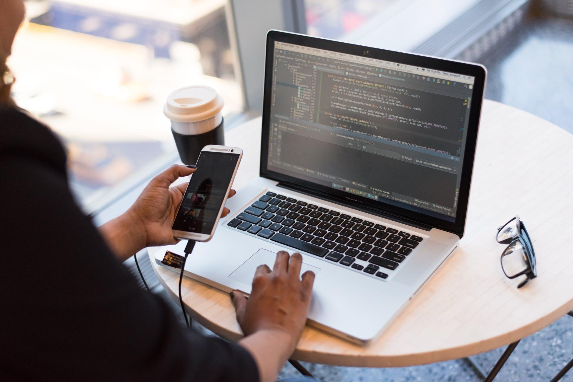 Implementación de bajo código